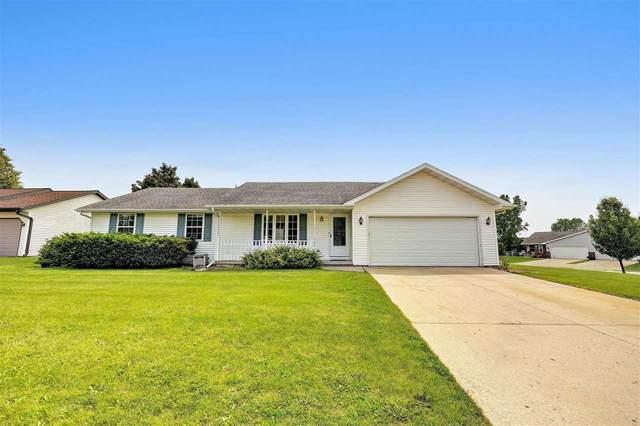 2780 Oslo Drive, Green Bay, WI 54311 (#50244842) :: Ben Bartolazzi Real Estate Inc