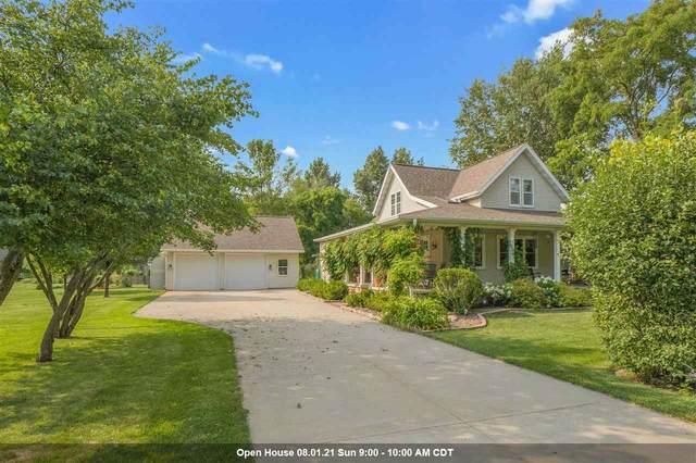 N7629 Pigeon Road, Sherwood, WI 54169 (#50244883) :: Carolyn Stark Real Estate Team