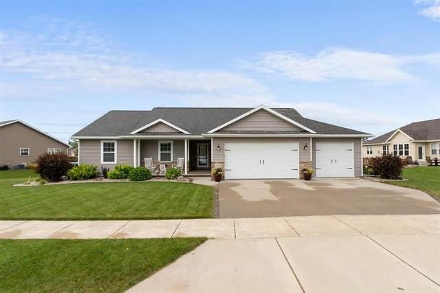 3109 E Aquamarine Avenue, Appleton, WI 54913 (#50244949) :: Carolyn Stark Real Estate Team