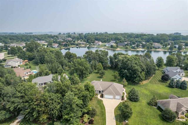 3152 Harbor Winds Drive, Suamico, WI 54173 (#50245442) :: Symes Realty, LLC