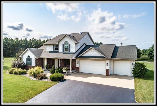 E8656 Woodside Court, New London, WI 54961 (#50246817) :: Symes Realty, LLC