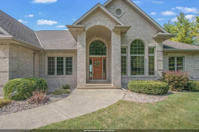 297 Breezy Acres Road, Luxemburg, WI 54217 (#50247405) :: Symes Realty, LLC