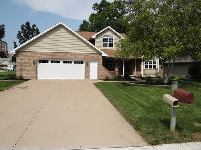 1326 Benjamin Court, Neenah, WI 54956 (#50248278) :: Todd Wiese Homeselling System, Inc.