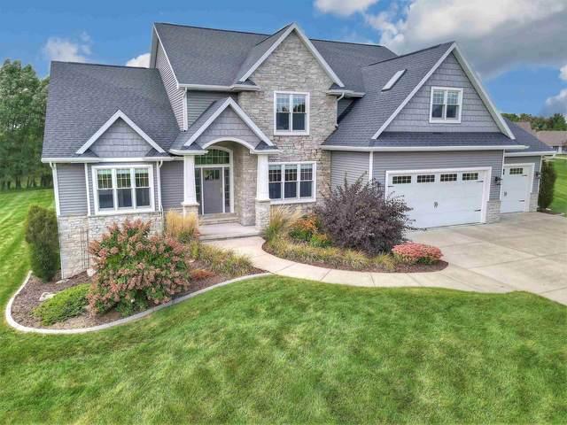 3400 Amber Lane, Green Bay, WI 54311 (#50248323) :: Ben Bartolazzi Real Estate Inc