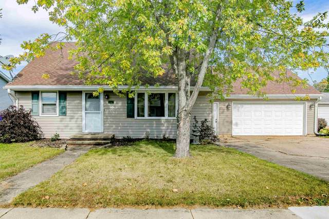 1520 E Coolidge Avenue, Appleton, WI 54915 (#50249897) :: Todd Wiese Homeselling System, Inc.