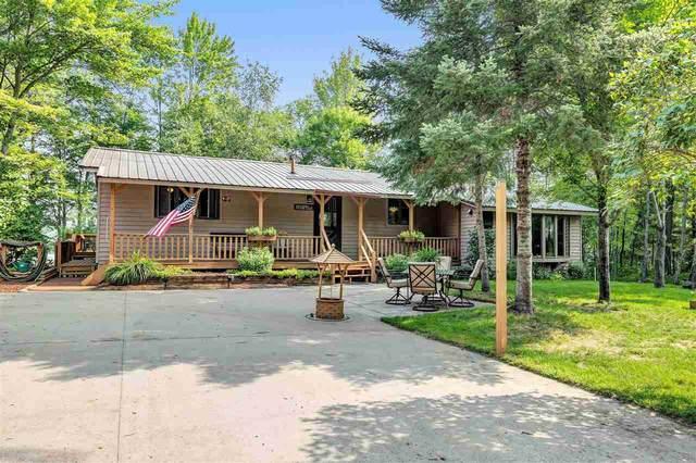 W12572 Eagle Lake Lane, Crivitz, WI 54114 (#50250093) :: Todd Wiese Homeselling System, Inc.