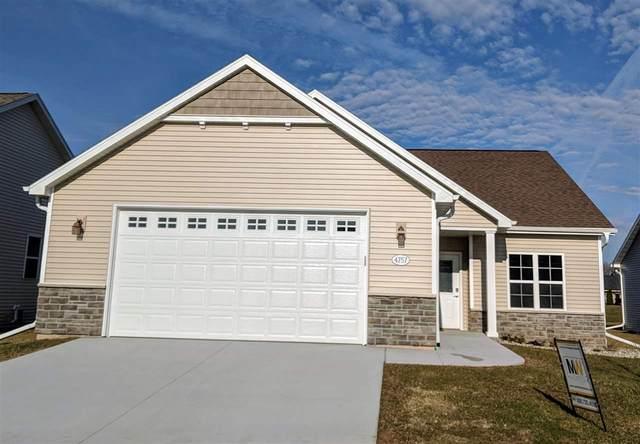 4757 N Cherryvale Avenue, Appleton, WI 54913 (#50197567) :: Todd Wiese Homeselling System, Inc.