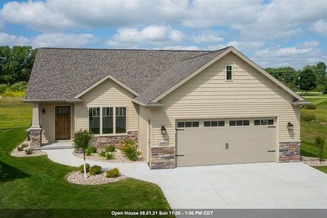 5023 W Boxwood Lane #34, Appleton, WI 54913 (#50234180) :: Todd Wiese Homeselling System, Inc.