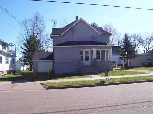 706 NE 2ND ST Street, Marion, WI 54950 (#50113310) :: Todd Wiese Homeselling System, Inc.