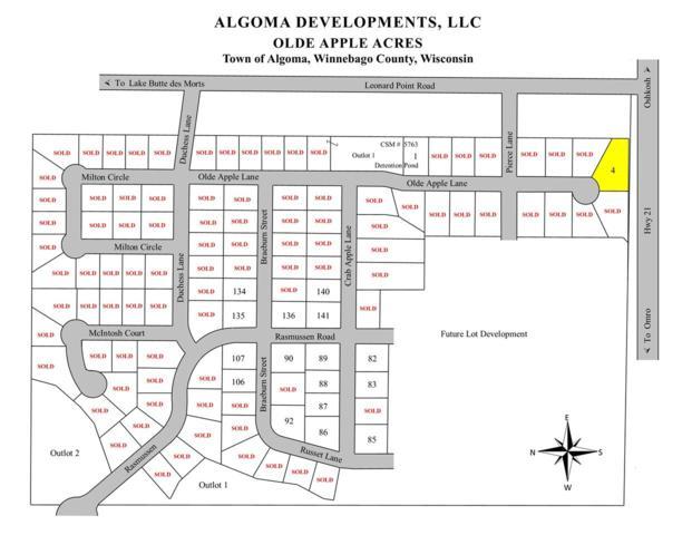 1222 Olde Apple Lane #4, Oshkosh, WI 54904 (#50138252) :: Todd Wiese Homeselling System, Inc.