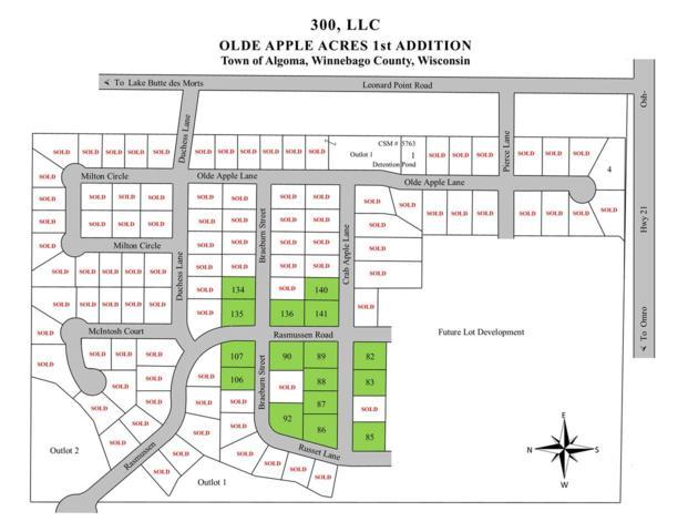 Crab Apple Lane #86, Oshkosh, WI 54904 (#50138259) :: Todd Wiese Homeselling System, Inc.