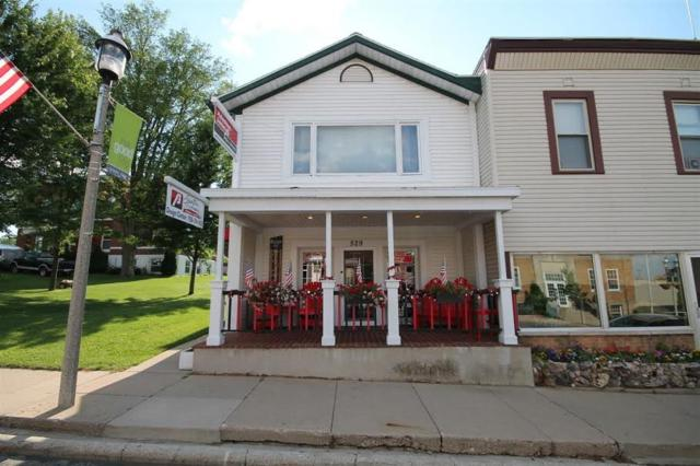 529 Mill Street, Green Lake, WI 54941 (#50141879) :: Symes Realty, LLC