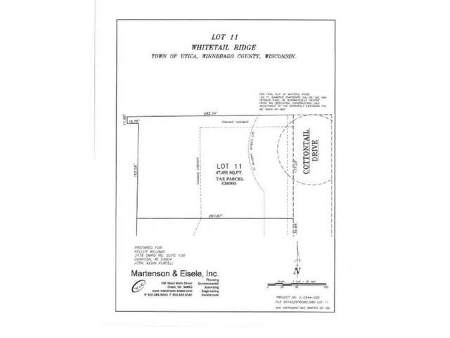 1923 Cottontail Drive, Oshkosh, WI 54904 (#50152200) :: Symes Realty, LLC