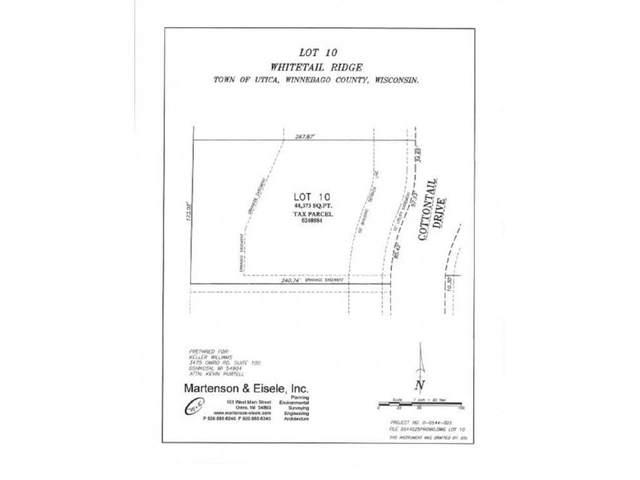 1911 Cottontail Drive, Oshkosh, WI 54904 (#50152201) :: Symes Realty, LLC