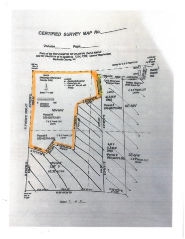 Smith Creek Road, Crivitz, WI 54114 (#50156720) :: Todd Wiese Homeselling System, Inc.