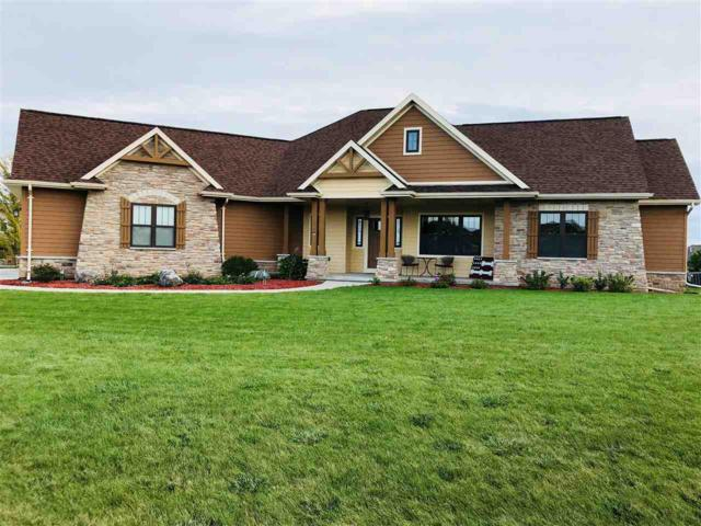5039 W Red Barn Court, Appleton, WI 54913 (#50160961) :: Dallaire Realty