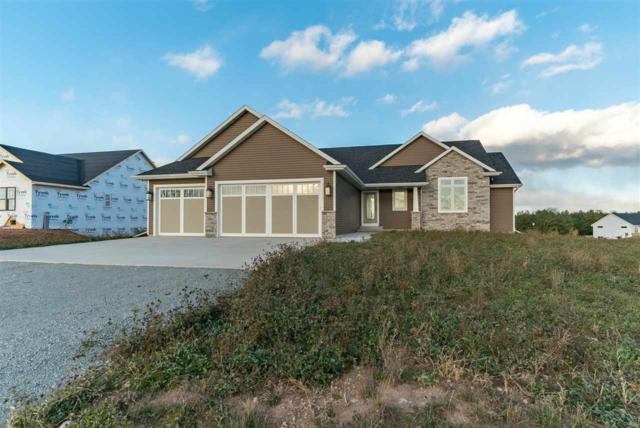 N1106 N Glennview Drive, Greenville, WI 54942 (#50174751) :: Dallaire Realty