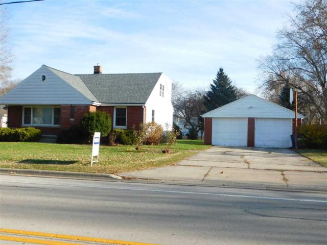 1413 S Baird Street, Green Bay, WI 54301 (#50175191) :: Todd Wiese Homeselling System, Inc.