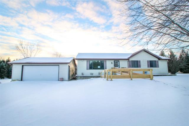 N3938 Glacial Estates Court, Campbellsport, WI 53010 (#50175930) :: Dallaire Realty