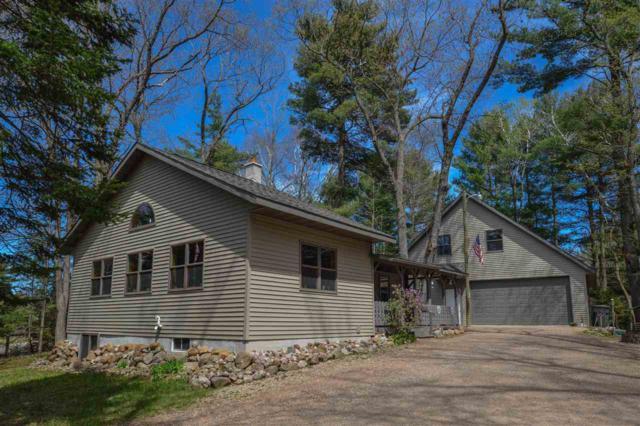 N10820 Mud Lake Road, Iola, WI 54945 (#50178135) :: Todd Wiese Homeselling System, Inc.