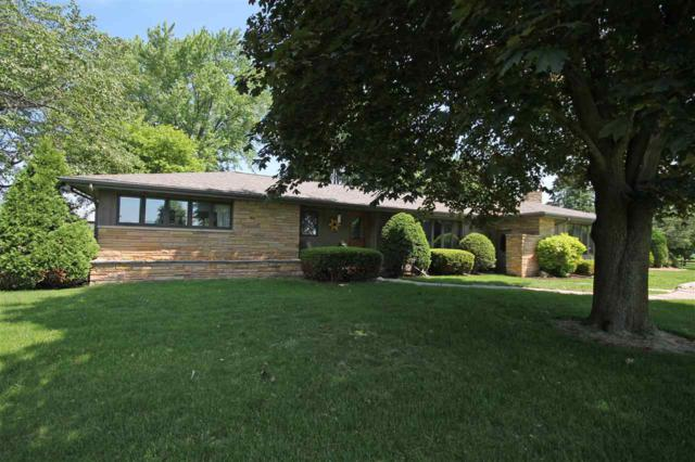 W2465 Hwy F, Eden, WI 53019 (#50178865) :: Todd Wiese Homeselling System, Inc.