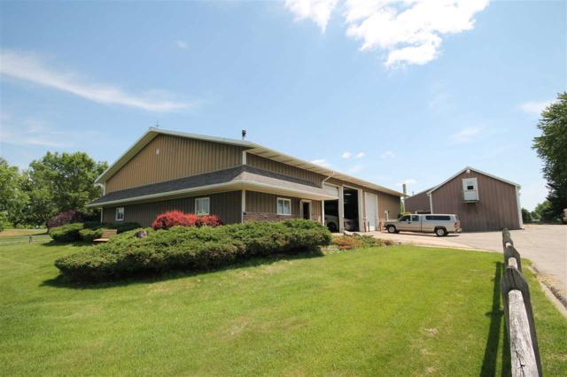 W2465 Hwy F, Eden, WI 53019 (#50178866) :: Todd Wiese Homeselling System, Inc.