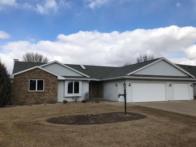 W5928 Tranquil Way, Appleton, WI 54915 (#50179035) :: Dallaire Realty
