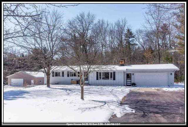 N3435 Behnke Road, Weyauwega, WI 54983 (#50180575) :: Dallaire Realty
