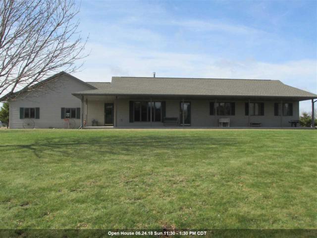 W3983 Krueger Road, Appleton, WI 54913 (#50180733) :: Symes Realty, LLC