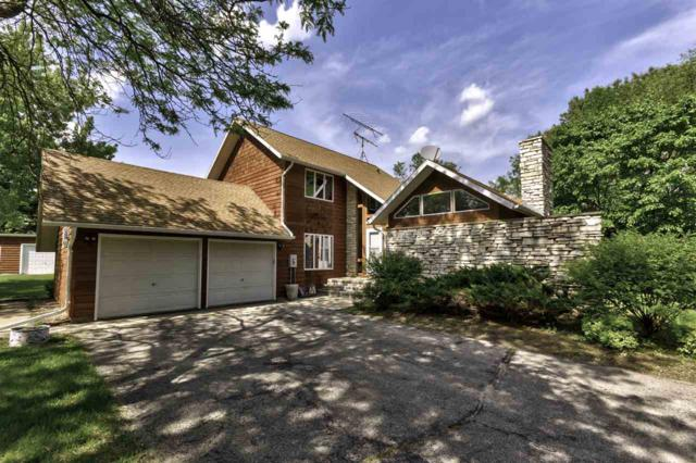N1184 S White River Road, Wautoma, WI 54982 (#50181565) :: Dallaire Realty