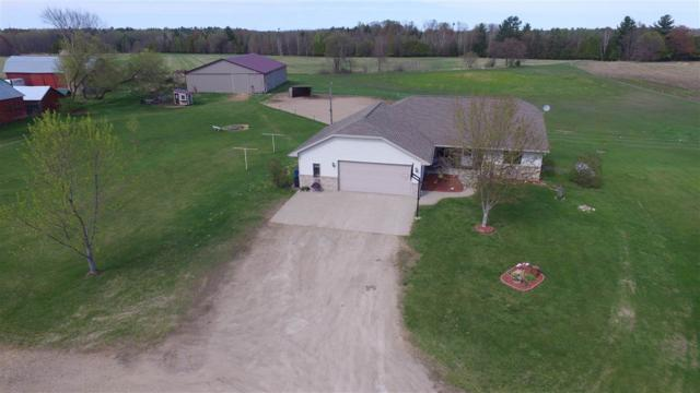 N4254 Hwy Cc, Shawano, WI 54166 (#50182424) :: Dallaire Realty