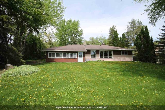 N5474 North Shore Lane, Fond Du Lac, WI 54937 (#50183568) :: Symes Realty, LLC