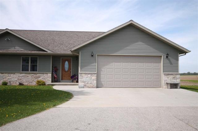 N9162 Hwy W, Malone, WI 53049 (#50183780) :: Dallaire Realty