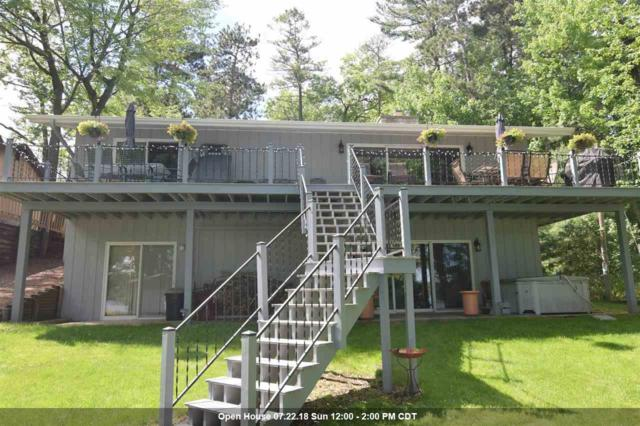 N2878 Island View Drive, Clintonville, WI 54929 (#50184521) :: Todd Wiese Homeselling System, Inc.