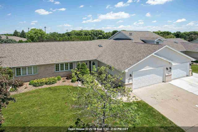 1506 River Pines Drive, Green Bay, WI 54311 (#50186462) :: Symes Realty, LLC