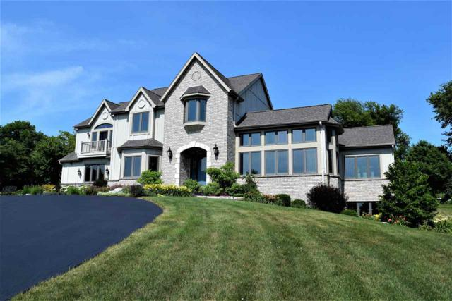N7801 Ledgeview Springs Drive, Fond Du Lac, WI 54937 (#50187415) :: Todd Wiese Homeselling System, Inc.
