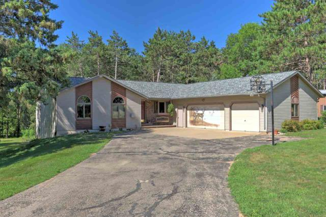 E8369 Timber Lane, New London, WI 54961 (#50187634) :: Dallaire Realty