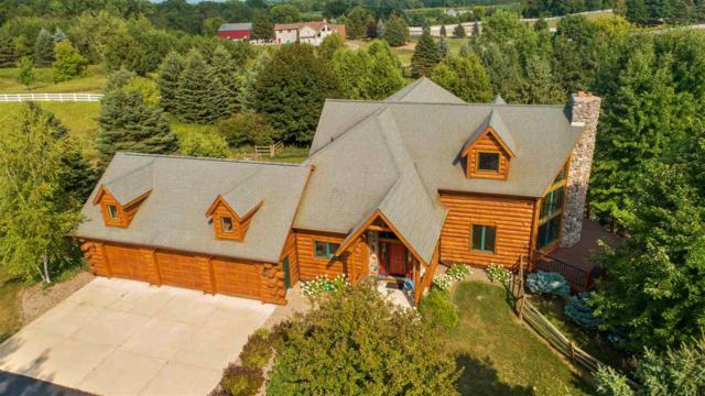 3890 Sandhill Drive, Pulaski, WI 54162 (#50190095) :: Todd Wiese Homeselling System, Inc.