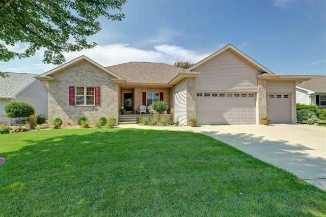 1310 Fieldview Drive, Menasha, WI 54952 (#50190614) :: Symes Realty, LLC