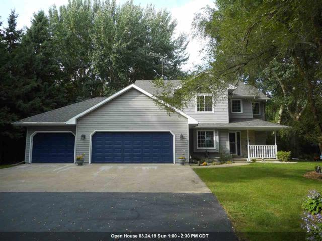 718 James Road, Pickett, WI 54964 (#50190916) :: Symes Realty, LLC