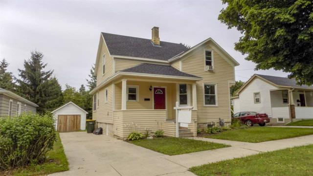 419 Henry Street, Kewaunee, WI 54216 (#50191273) :: Dallaire Realty