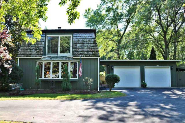 1378 Lake Breeze Road, Oshkosh, WI 54904 (#50191725) :: Dallaire Realty