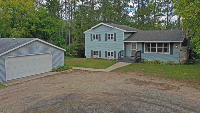 N2255 Parfreyville Road, Waupaca, WI 54981 (#50192069) :: Todd Wiese Homeselling System, Inc.