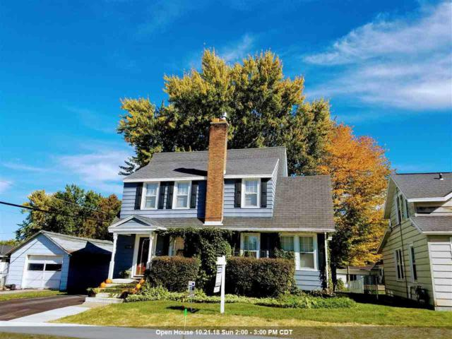 1008 Division Street, New London, WI 54961 (#50192631) :: Symes Realty, LLC