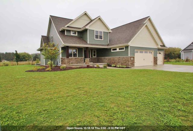 463 Woodfield Prairie Way, Oneida, WI 54155 (#50192657) :: Symes Realty, LLC