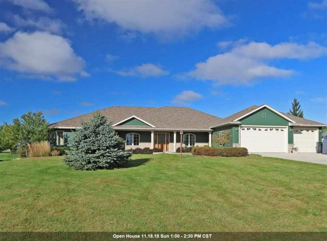 N7628 Redtail Lane, Malone, WI 53049 (#50192683) :: Todd Wiese Homeselling System, Inc.