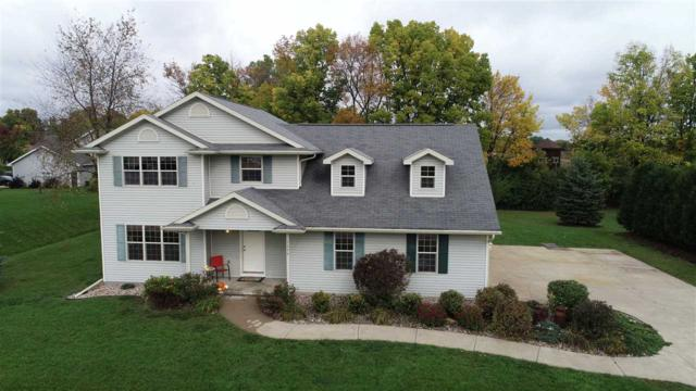 1275 Radcliff Road, Neenah, WI 54956 (#50192848) :: Dallaire Realty