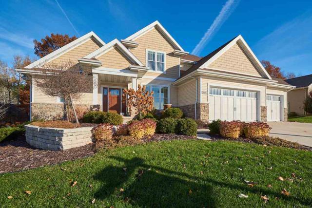 854 Canterbury Castle Lane, Green Bay, WI 54313 (#50194124) :: Symes Realty, LLC