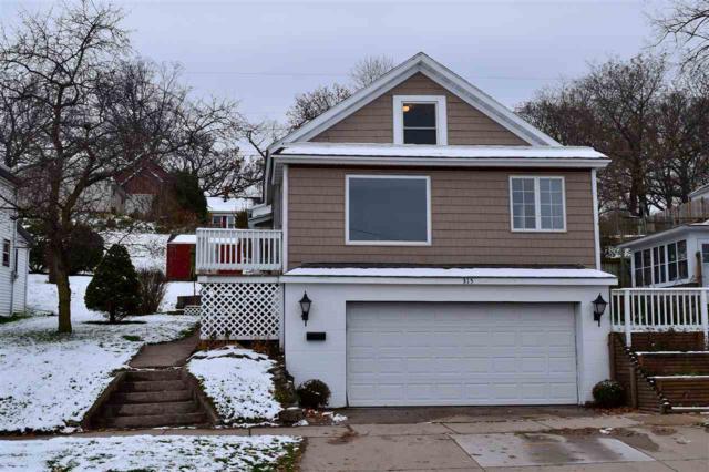 315 W 3RD Street, Kaukauna, WI 54130 (#50194583) :: Todd Wiese Homeselling System, Inc.