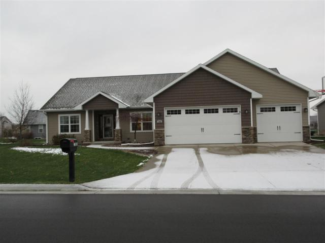 1383 Whispering Pines Lane, Neenah, WI 54956 (#50194797) :: Dallaire Realty